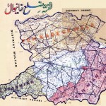 Map District Khanewal Detail with tehsils Mian Channu Jahanian Kabirwala & Khanewal