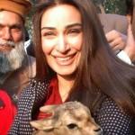 Lahore: Reema Zoo Ambassador