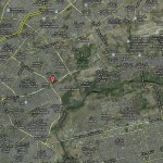 Satellite View of Shahrah e Faisal Karachi (Complete)