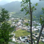 Shangla swat valley - Lilowni town shangla valley