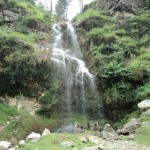 Shangla swat valley - Machar waterfall (aabshar) Alpuri