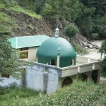 Shangla swat valley - Mazar (tomb) Hafiz e Alpuri - Pushto poet of Shangla