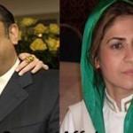 Zardari second marriage - zardari new wife
