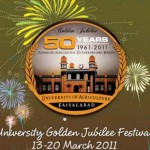 Golden Jubilee Festival: Agriculture University Faisalabad