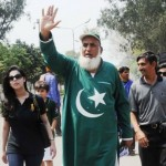 Chacha Cricket (ch Abdul jalil) Crossing Wagah Border for Semi Final in Mohali