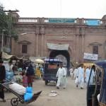 Lahore Dehli Gate
