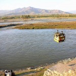 Mingora Swat Fizaghat Cable Car on River Swat