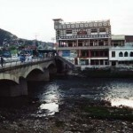 Mingora Swat city central bridge