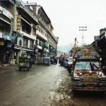 Mingora Swat main street