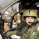 A Girl from Swat (Naima Gul): First Army Pilot