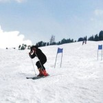 Skiing Championship in Malam Jabba Swat
