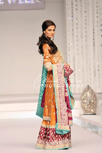 Bridal Fashion Pakistan 11