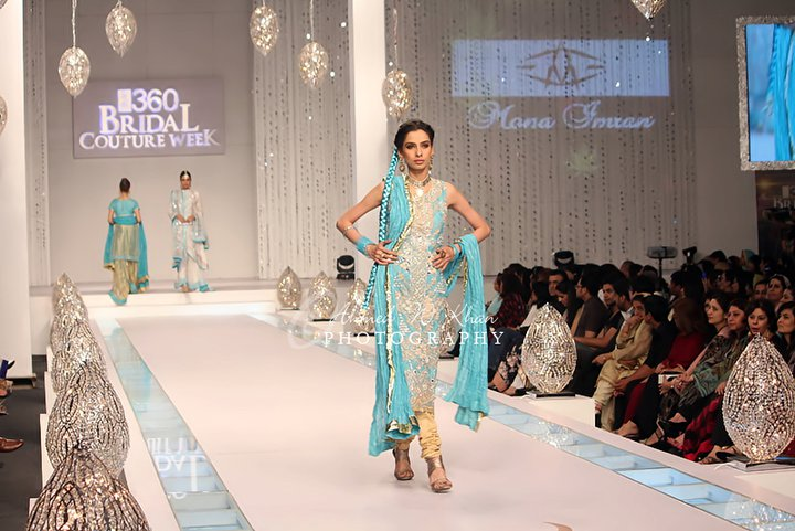 Bridal Fashion Pakistan 4