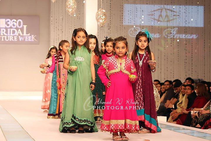 Bridal Fashion Pakistan 5