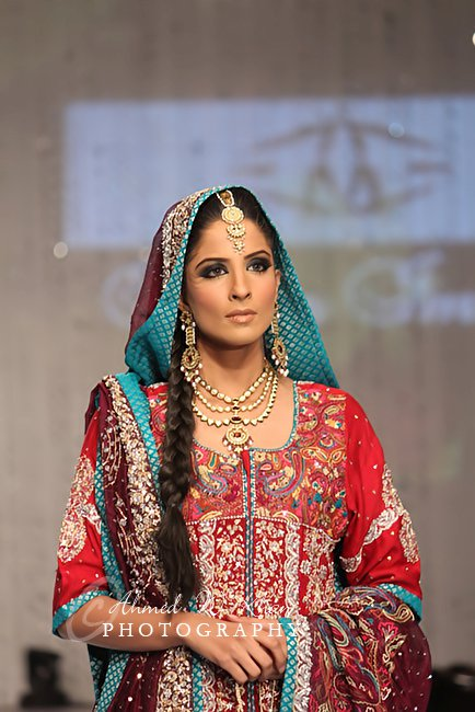Bridal Fashion Pakistan 6