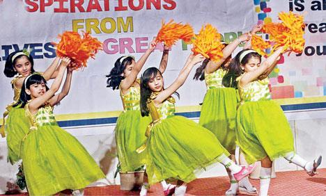 Youth annual day program themes just b cause - Annual function theme ideas ...