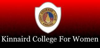 Kinnaird College Lahore KC Logo