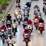 Lahore Bike Rally - April 8, 2011