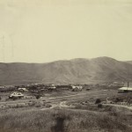 Abbottabad city Pakistan view in 1860