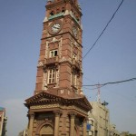 Clock Tower Faisalabad Ghanta Ghar