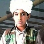 Hamza Bin Laden appears in a video in 2001