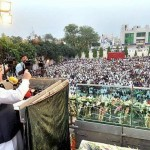 Nawaz Sharif Addressed in Sialkot on May 19, 2011 (pics gallery)