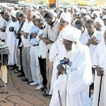 Osama Namaz i Janaza in Khartoom Sudan