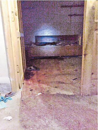 Osama inside House Pics Abbottabad Pakistan – Kitchen