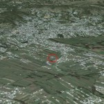 Satellite View of Osama House in Abbottabad Pakistan 2