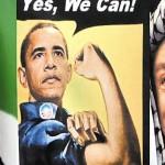 Shirt in Israel - Osama, Obama & Serkozi