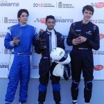 Ahmed Yastoor Mirza Formula BMW Race Winner