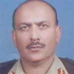 Brig Ali Khan GHQ Rawalpindi