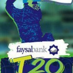 Faysal Bank Super 8 T20 Cup 2011 - Schedule