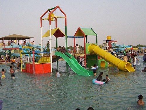 Picnic World Water Park, Karachi
