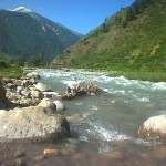 Naran Kaghan Valley - River Kunhar