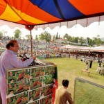 Nawaz Sharif Address in Palandri Azad Kashmir