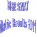 Swat Board Matric 2011 Result announced