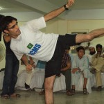 Ahmad Hussain Martial Arts World Record