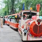 Mini Tourist Train Launched in Islamabad