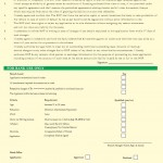 Punjab Yellow Cab Taxi Form 4