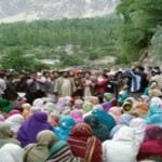 Attababad Lake affectees protest - 3 people killed during clash with police