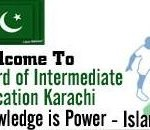 BIEK - Board of Intermediate Education Karachi Logo