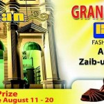 Borjan Fashion Forward Zaib un Nisa Street Karachi