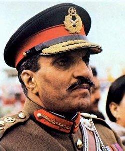 General muhammad zia ul haq essay