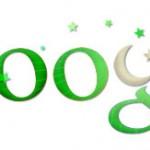 Google Pakistan - The Green Doodle