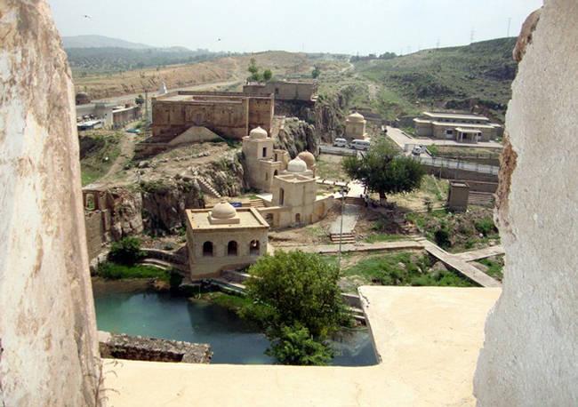 Katasraj Temple 5