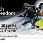 PTCL 3G EVO Tab Specs