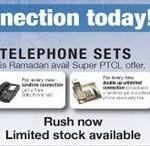 PTCL Ramadan Offer - Free Handsets