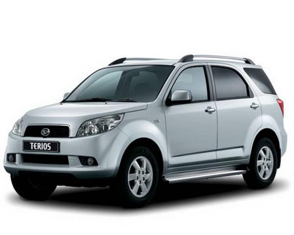 Toyota Terios Pakistan 4