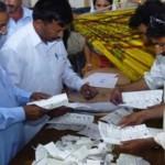 AJK Muzaffarabad By Election results - Iftkhar Gillani of PMLN winning